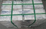 Изготовление слитков 99.995% цинка/поставщик слитка цинка
