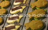 Kommerzielle japanische Imbiss-Maschinen-elektrische Fischfrikadelle-Maschine