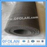 Paño de alambre de Titainum de la resistencia a la corrosión de la agua de mar (acoplamiento 4)