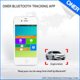 Gestire a distanza l'inseguitore di GPS Bluetooth con il APP ed il sistema liberamente d'inseguimento