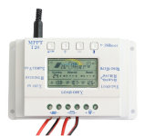 Controlador solar 12V/24V do descarregador do carregador de T20 20A PWM