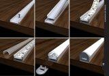 LED 지구 빛을%s 가진 4115 유연한 LED 단면도 알루미늄 단면도