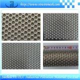 Treillis métallique aggloméré par maille de filtre