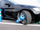 Poste d'avertissement d'EVA de dessinateur flexible coloré de route