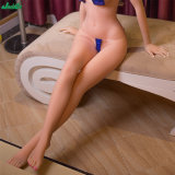 Poupée adulte d'amour de jouet de sexe de poupée de sexe de Jarliet 157cm avec le muscle Jl157-M1