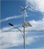 Wind&Solar 잡종 가로등의 가벼운 최고 5m