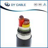 Подземным бронированный силовой кабель Cu/XLPE/PVC обшитый руководством