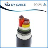 Gepanzertes Cu/XLPE/PVC mit Blei überzogenes Energien-Tiefbaukabel