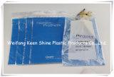 LDPE-Jungfrau Recloseable Plastikreißverschluss-Beutel mit Drucken