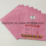 Мешок пластичный упаковывать Китая прямой связи с розничной торговлей фабрики/плоско мешок запечатывания Bag/3-Side