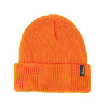 Einen Winter-Hut Kintted Beanie-Hut konzipieren