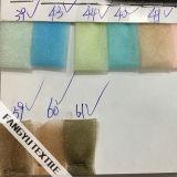Verzerrung 100%Nylon, die grelles Tulle-Ineinander greifen-Gewebe strickt