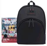 Saco de ombro 2017 novo saco de escola simples do terreno da trouxa do curso de um lazer de 14 polegadas