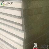 Glaswollen Rockwool Isolierungs-Zwischenlage-Panel-Trennwand-Panel