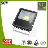 Tgs 옥외 점화 IP65 높은 루멘 10W 20W 30W 50W 플러드 빛 LED