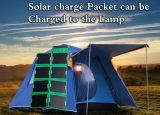 Mais novo 45W Outdoor Waterproof Foldable Mobile Phone Painel de carregador solar