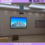 Vidéo polychrome de P4 DEL annonçant l'Afficheur LED de mur