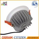 Energie - leiden van de MAÏSKOLF van besparings60W Osram onderaan Lichte BinnenVerlichting met 5 Jaar van de Garantie