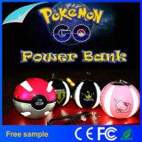 Eine 18650 Lio-Batterie Pokeball Energien-Bank ordnen