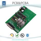 Один агрегат платы с печатным монтажом PCB тональнозвукового усилителя стопа электронный