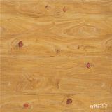 Papel de madeira da grão da flor para o revestimento e a mobília