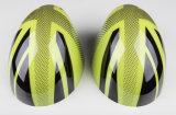 Цвет юниона джек желтого цвета типа brandnew ABS пластичный UV защищенный Sporty с крышками зеркала углерода высокого качества для миниого бондаря R56-R61