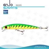 Señuelo duro de la pesca baja artificial plástica del cebo de Anglerselect con Vmc los ganchos de leva agudos (SB2695)