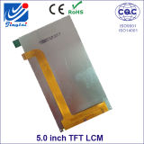 5 '' 480 X RGB X 854 visualizzazione dell'affissione a cristalli liquidi dei puntini 4.98inch TFT