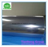 Empaquetage mince de couleur de film rigide transparent de PVC