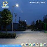 luz de calle accionada solar de 45W LED