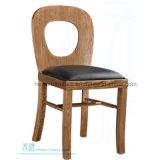 Heißer Verkaufs-hölzerner speisender Stuhl für Gaststätte-Kaffee (HW-002C)