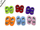 6개의 색깔 미소 마스크 패턴 아기 신발 (RY-SS16062)