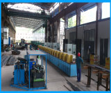 60 кВт IGBT индукционный нагревательный станок для стальной ковки
