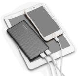 Banco móvel esperto novo da potência carregador portátil universal do USB de 10000 mAh mini para Samsung