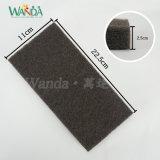 乾燥した除去のための良質のブラウンの大理石の床の磨くパッド