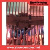 광고를 위한 옥외 풀 컬러 투명한 LED 단말 표시 (pH23)