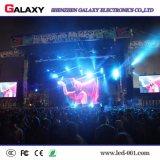P4/P5/P6 visualización video del alquiler LED/pared/pantalla al aire libre a todo color para la demostración/la etapa/la conferencia/el concierto del surtidor experimentado