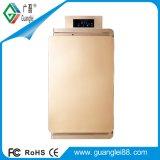 6 фильтров этапа самонаводят очиститель воздуха с экран касанием LCD Ionizer и озона вращанный анионом
