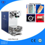 Hecho en el marcador láser de fibra de China la mejor calidad profesional 30W