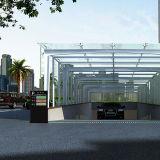 Schermo astuto intelligente del messaggio di consiglio LED del parcheggio della Cina