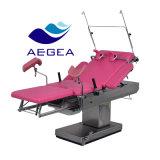 AG-C200A 세륨 승인되는 전기 부인과학 산과 침대