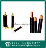 Медь (алюминий) XLPE изолировала силовой кабель обшитый PVC