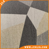 Mattonelle di pavimento di ceramica della stanza da bagno antisdrucciolevole del getto di inchiostro di sguardo 600600mm dei tessuti di tessile