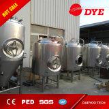 1000L de Apparatuur van de Brouwerij van het Bier van de ambacht, De Apparatuur van het Bierbrouwen, KegelGister
