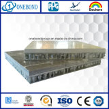 Comitato composto di pietra del favo per la decorazione della parete esterna