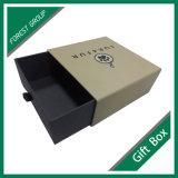 Contenitore di monili rotondo su ordinazione all'ingrosso del regalo (Fp600173)