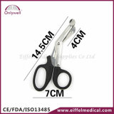 Acier inoxydable Medical First Aid Gauze Bandage Scissor