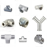 Pipe Fitting Stainless Steel Tee