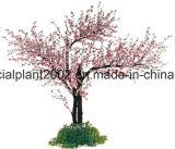 Искусственний персик цветения цветет вал для украшения венчания