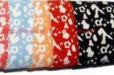 Gefärbtes Jacquardwebstuhl-Gewebe-chemische Faserspandex-Gewebe-Polyester-Gewebe für Frauen-Kleid-Mantel-Ausgangsgewebe